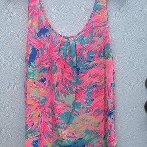 Lilly Pulitzer Tops - 🚫SOLD🚫Kinsey tank top
